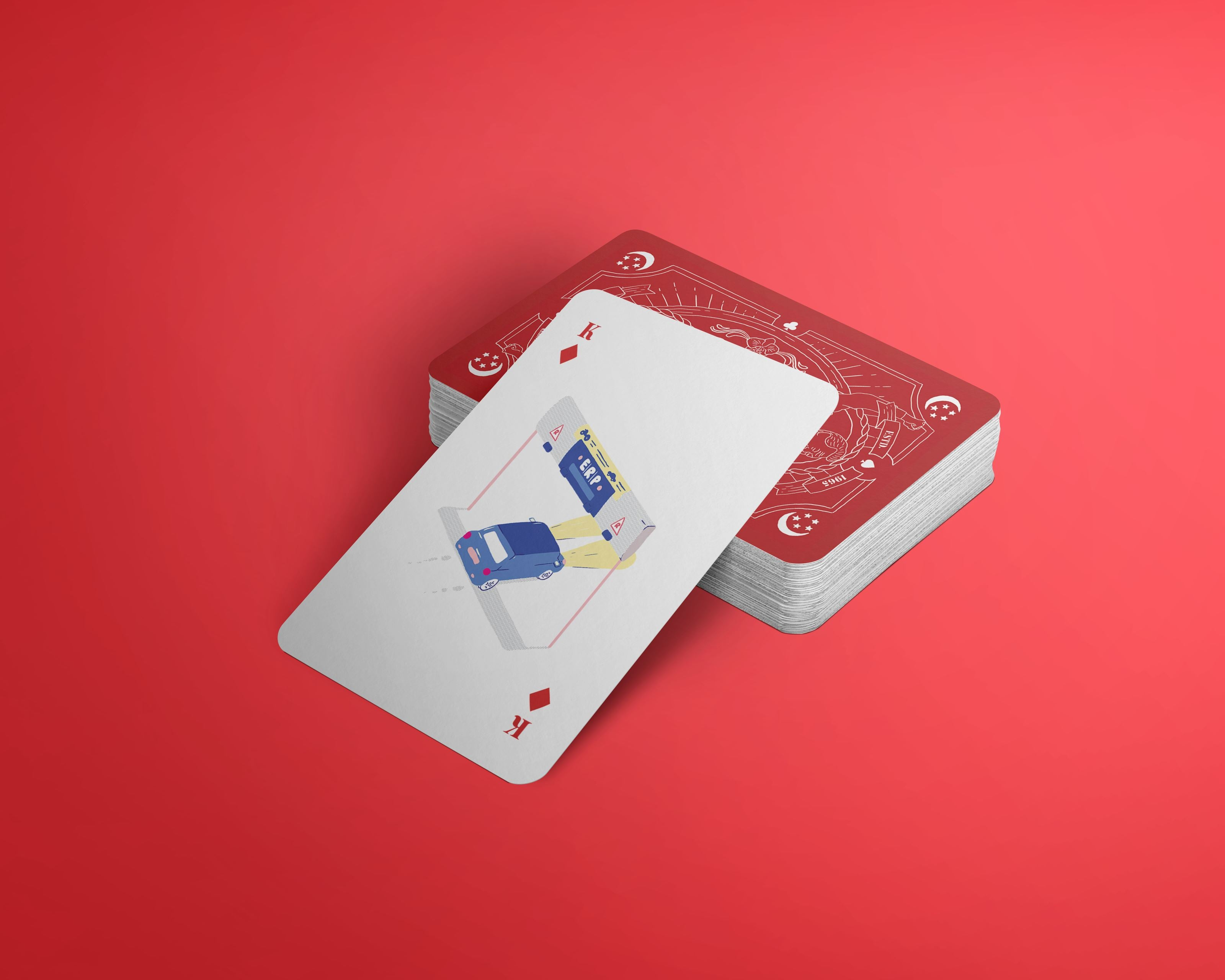 fifty-two Playing Cards - Local Card Games - Protocol - Naiise