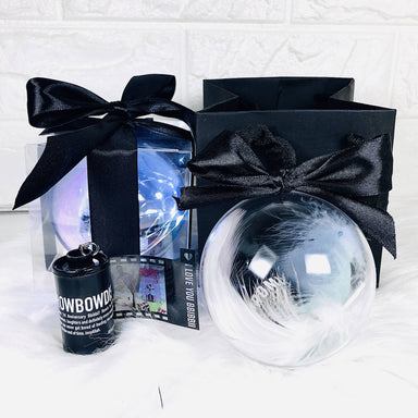 Film Bauble Box (LED) - Gift Boxes - Us The Creators - Naiise