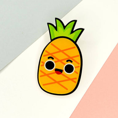 Fineapple Pin Badge - Pins - Artably - Naiise