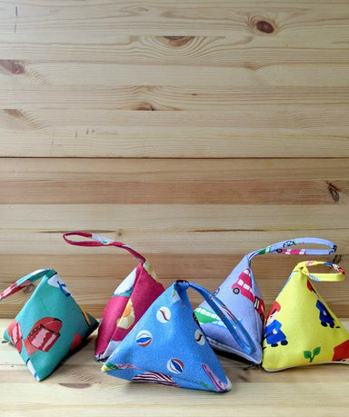 Five Stones Pouch Childhood Series Local Pouches sawxnaiise