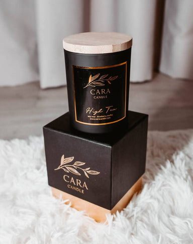 High Tea - Scented Candles - Cara Candle - Naiise