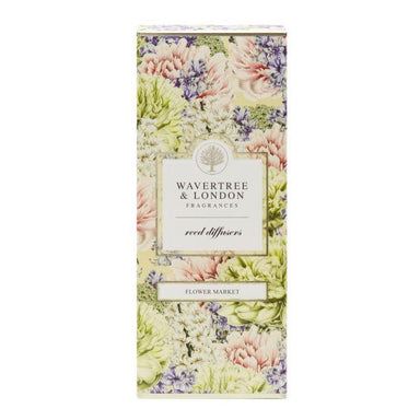 Flower Market Diffuser Diffusers Wavertree & London