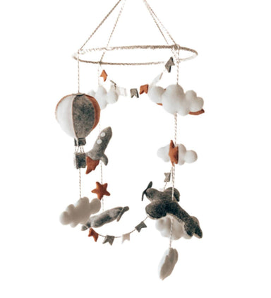 Fly Away Crib Mobile - Kids Toys - Little Happy Haus - Naiise