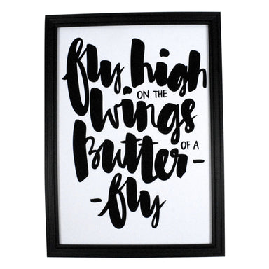 Fly High Print - Prints - ELLIAWRITES - Naiise