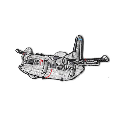 Fokker 50 MPA Patch - Iron On Patches - Pew Pew Patches - Naiise