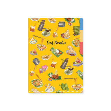 Food Paradise Makanan Folder - Local Files - Loka Made - Naiise