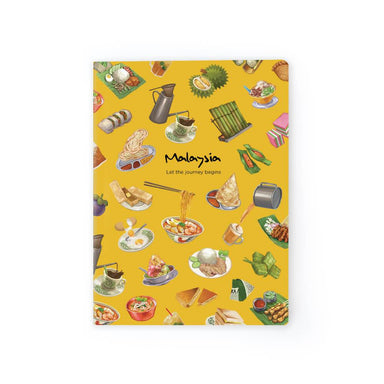 Food Paradise Notebook NB108 - Local Notebooks - Loka Made - Naiise