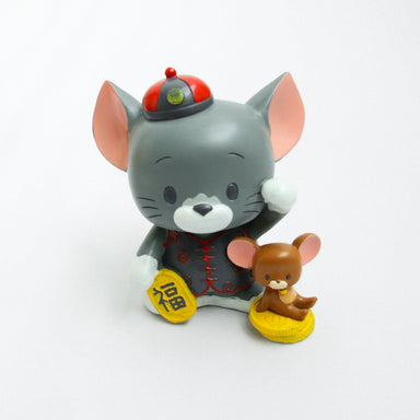 Fortune Tom & Jerry Coin Bank Home Decor Looney Tunes by Meykrs