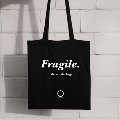 Fragile Tote Bag Tote Bags We Are Too Late
