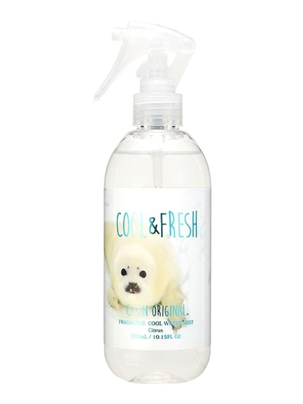 Fragrance Cool Water Mist - Citrus Room Sprays Clean Original
