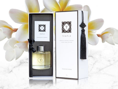 Frangipani & Garden Diffuser Diffusers Temple Candles
