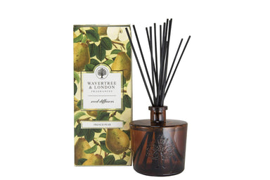 French Pear Reed Diffuser Diffusers Wavertree & London