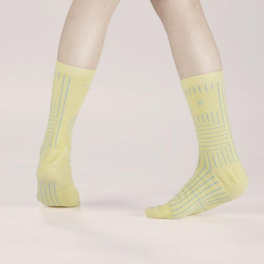Frolicking in the Crease / Bilateral Socks - Socks - GoodPair - Naiise