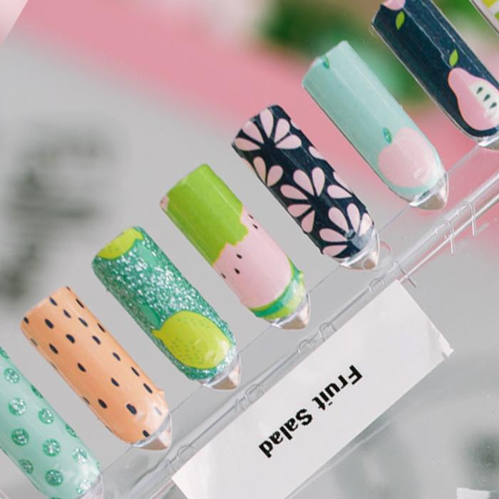 Fruit Salad Nail Wrap - Naiise