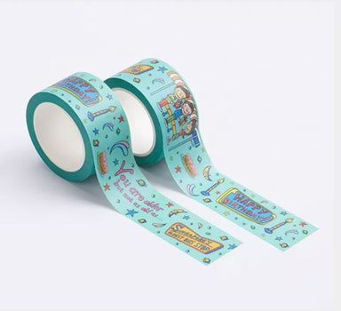 Fun Fact Adhesive Washi Tape: Oldest Bus Stop - Washi Tapes - Knackstop - Naiise