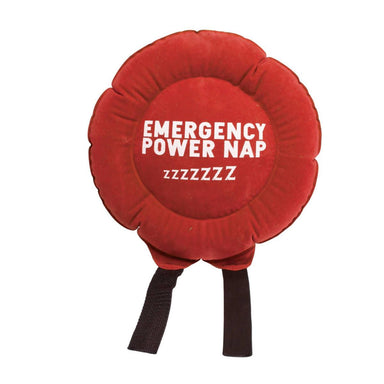 Funtime Gifts Emergency Power Nap Pillow - Inflatable Pillows - Zigzagme - Naiise