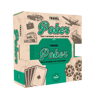 Funtime Gifts Travel Poker New Arrivals Zigzagme