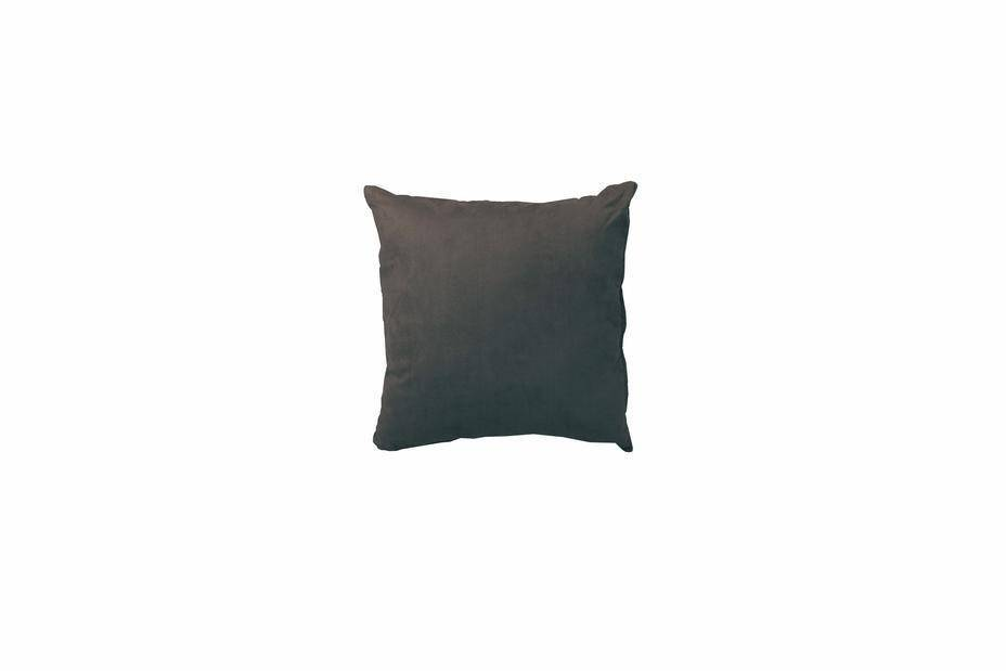 60cm Throw Cushion (Dark Grey) Cushions Scanteak