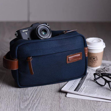 Gadget Dopp Kit - Mens Pouches - Welkin & Spine - Naiise