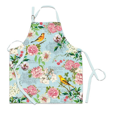 Garden Melody Chef Apron Aprons Michel Design Works