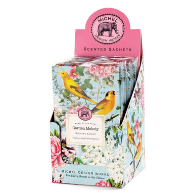 Garden Melody Scented Sachets Other Home Fragrances Michel Design Works