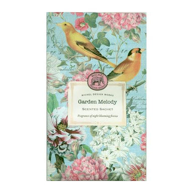 Garden Melody Scented Sachets (Single) Other Home Fragrances Michel Design Works