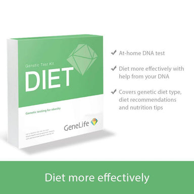 [GeneLife Diet] DIY DNA Testing Kit - Identify your Genetic Body Type - DNA Test Kits - GeneLife Official Store - Naiise