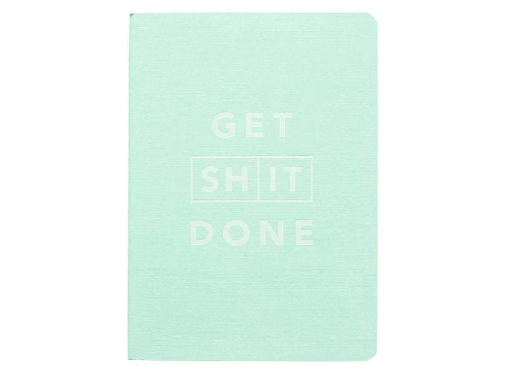 Get Shit Done Notebook - Classic - Notebooks - Mi Goals - Naiise