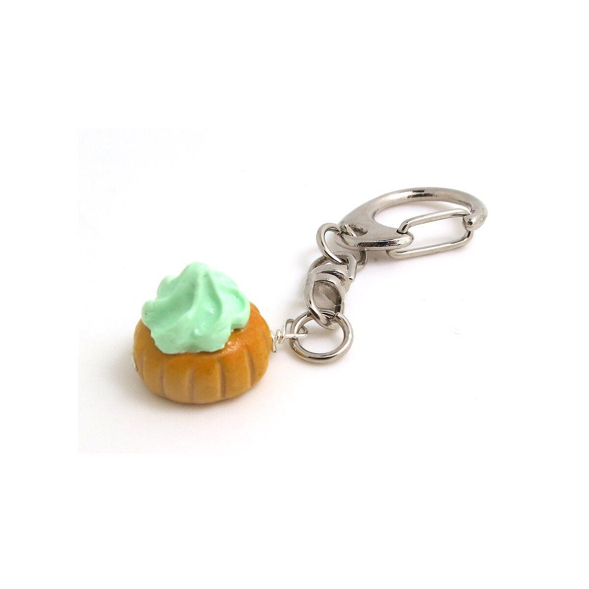 Giant Gem Keychains Local Keychains thepigbakesclay Mint