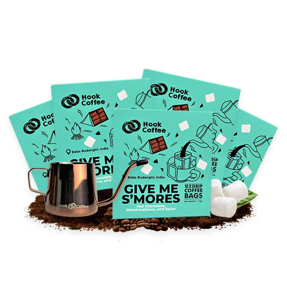Give Me S'mores Gold Package - Coffee - Hook Coffee - Naiise