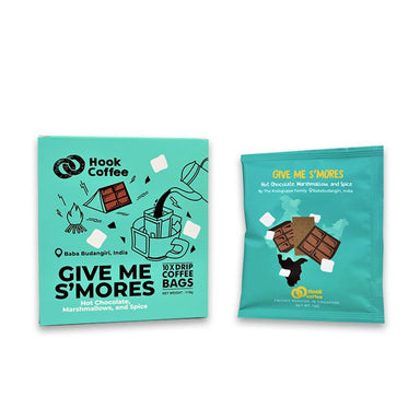 Give Me S'mores Hook Bag Coffee Hook Coffee