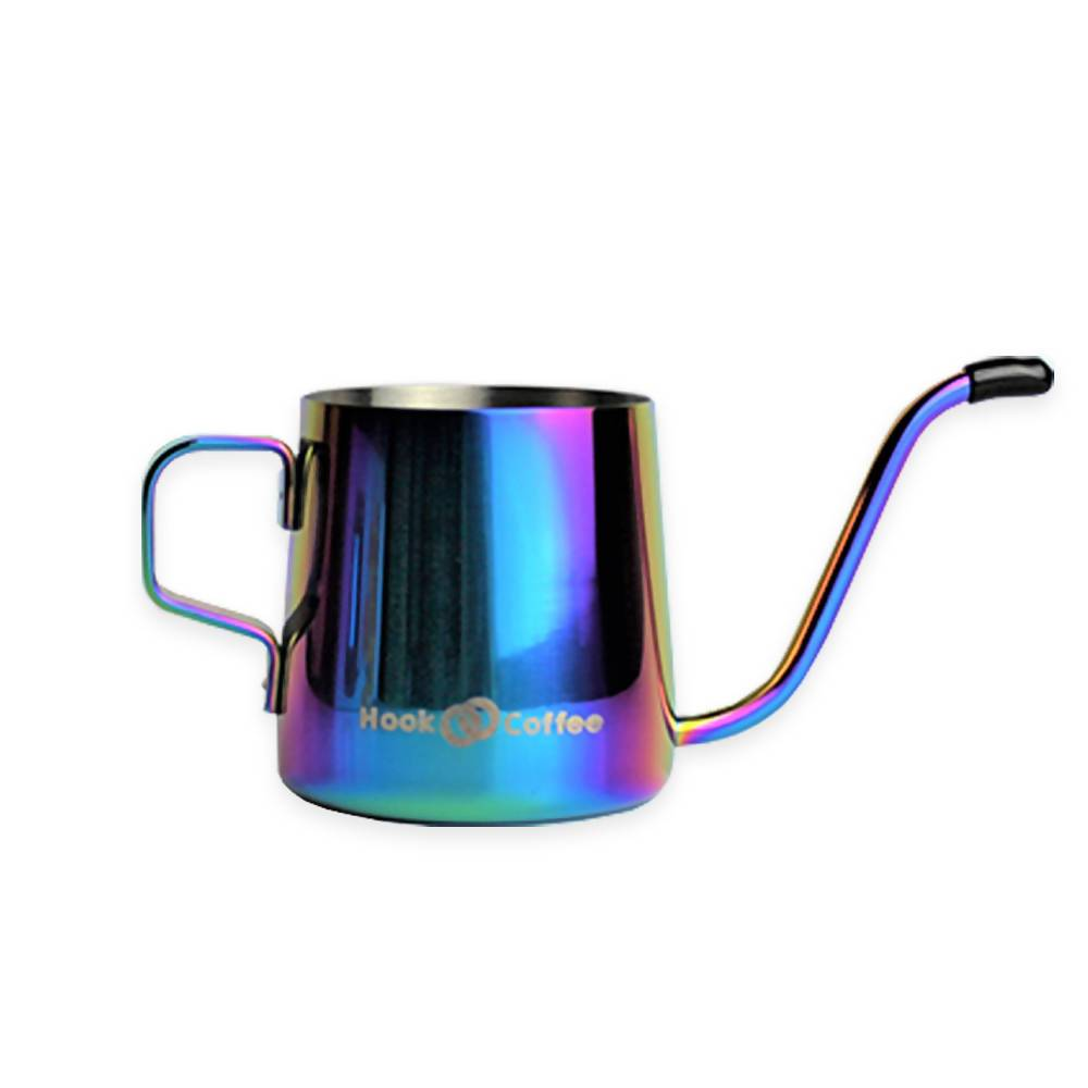 Gold Digger Holographic Package - Coffee - Hook Coffee - Naiise