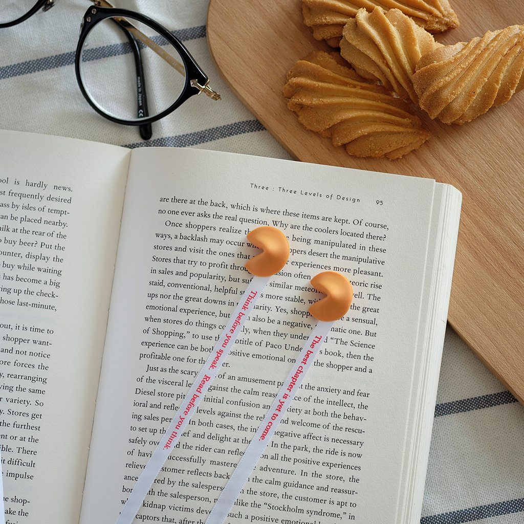 Good Luck! Bookmarks (Set of 2) - Bookmarks - The Daydreamer Studio - Naiise
