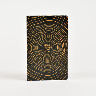Good Things Take Time Vivid Notebook Notebook Letternote