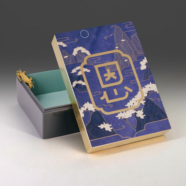 GRACE 恩 Lacquer Box Jewellery Holders SCENE SHANG Default Title