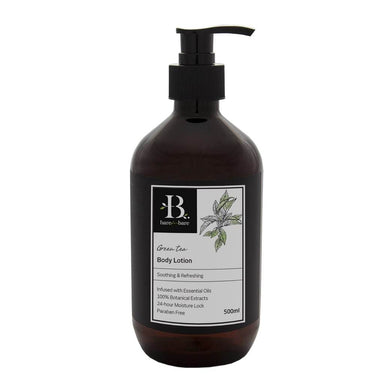 Green Tea Body Lotion Body Lotions Bare for Bare 500ml