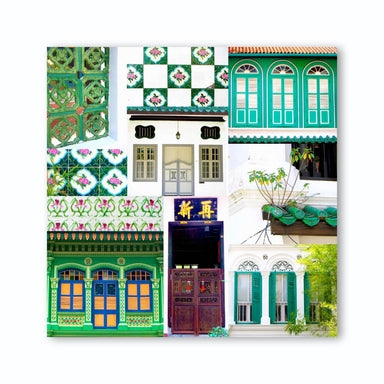 Green Tile Wall Art - New Arrivals - MB Art - MemoryBoards - Naiise