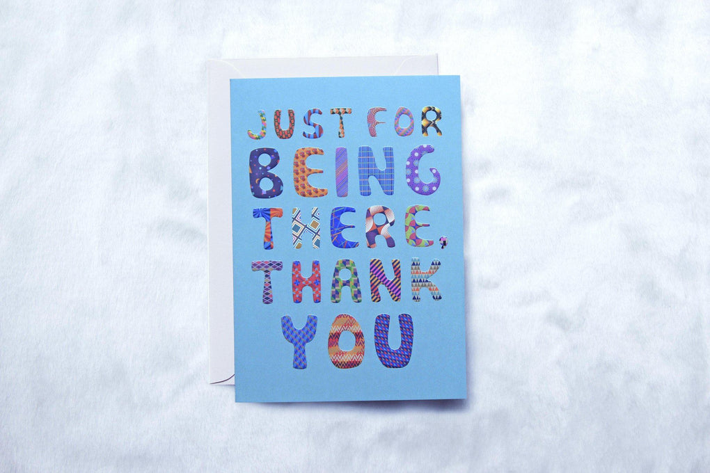 Greeting Card - Thank You Thank You Cards pencilled