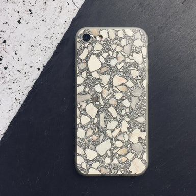 Grey Terrazzo iPhone Case - iPhone 7/8 - Phone Cases - FormMaker - Naiise