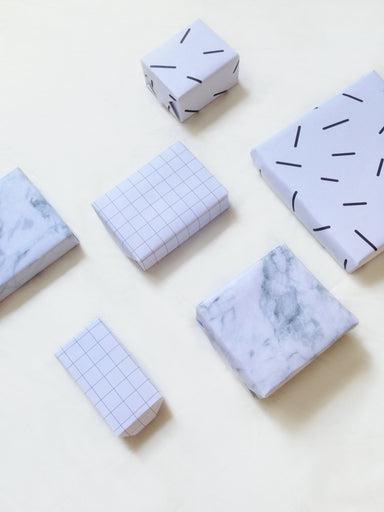 Grid Wrapping Paper - Naiise
