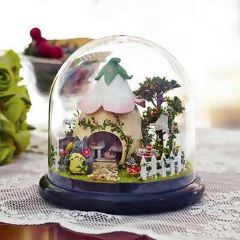 Grimm's Garden Musical Dome - DIY Crafts - Blue Stone Craft - Naiise