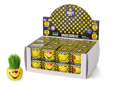 Grow Your Own Kits - Smileys (Assorted) Gardening Kits Paris Garden