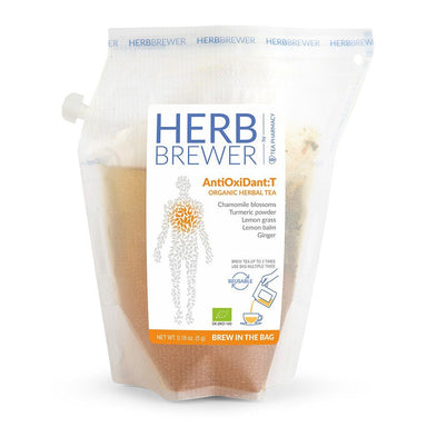 Growers Cup Organic Herb Tea - Antioxidant Teas Growers Cup