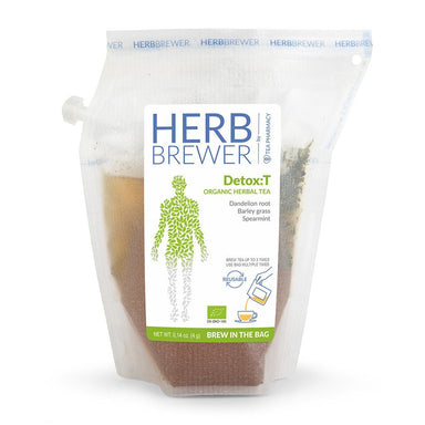 Growers Cup Organic Herb Tea - Detox Teas Growers Cup
