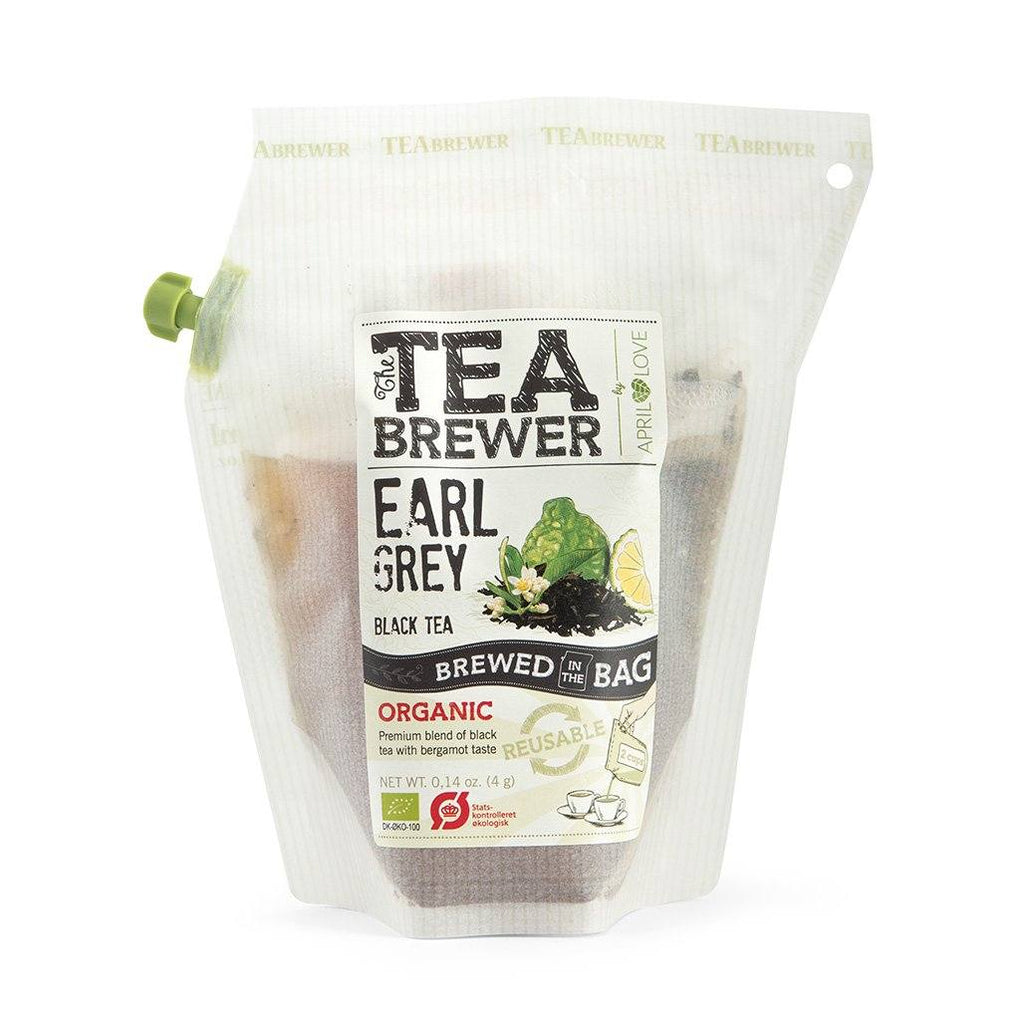 Growers Cup Organic Infusion Flavoured Tea - Earl Grey Black Tea Teas Growers Cup