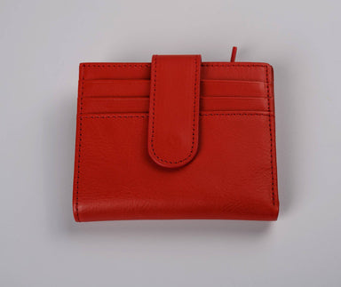 Pacto scarlet red wallet - Women's Wallets - Reole Leather Bags & Wallets - Naiise