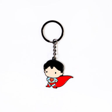 Superman Enamel Keychain - Keychains - Ok Can Lah - Naiise
