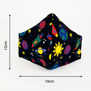 Handmade Kids Reusable Face Mask – Galaxy New Arrivals Zigzagme