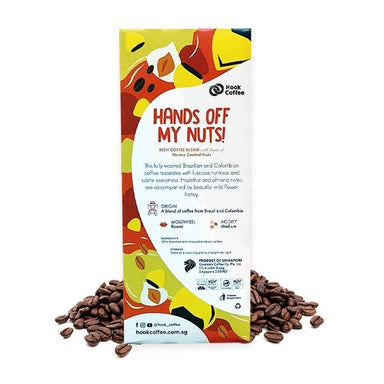 Hands Off My Nuts! Shot Pods Coffee Hook Coffee
