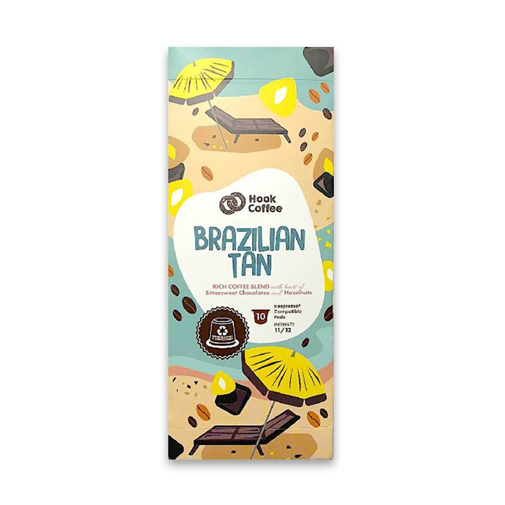 Hands off my Nuts x Brazilian Tan - Coffee - Hook Coffee - Naiise